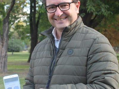 José Luis Bustos, CEO of BrioAgro Tech.
