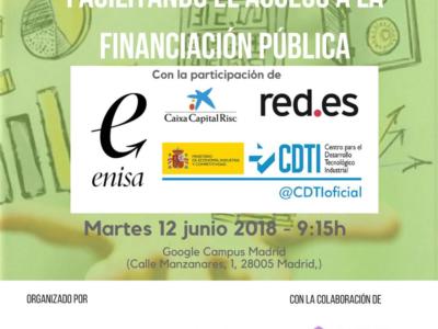 El mejor evento de financiación pública en España