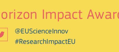 Horizon Impact Award, 5 StartUps will be selected!