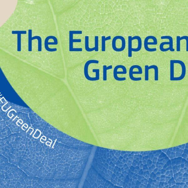 Jornada informativa convocatoria H2020 Pacto Verde Europeo